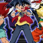 Third Season: Beyblade G-Revolution