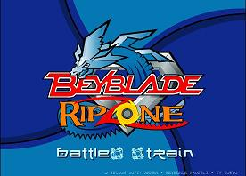 Click to Play Beyblade Ripzone