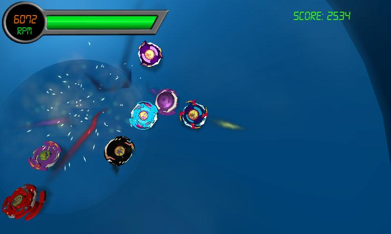 Beyblade Android Game