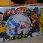 Hasbro launches Beyblade Metal Fury Destroyer Dome Set