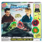Hasbro introduces the Beyblade Beywheelz Crash Course Battle Set