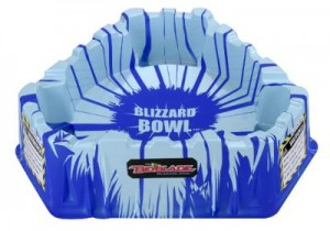 Beyblade stadiums - Blizzard Bowl