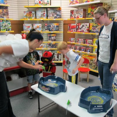 BEYBLADE Battle Tournaments