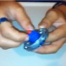 How to assemble a Beyblade