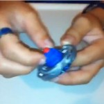 How to Assemble a Beyblade Top
