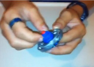 Beyblade top