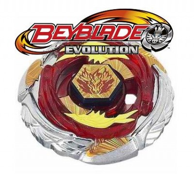 Beyblade Evolution Collectors Edition comes with Exclusive Metal Beyblade Toy