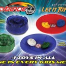 Burger King Kids Meals to include Beyblade Toys