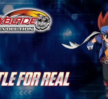 Beyblade Evolution Trailer