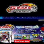 Rising Star Launches Official BEYBLADE Evolution Website